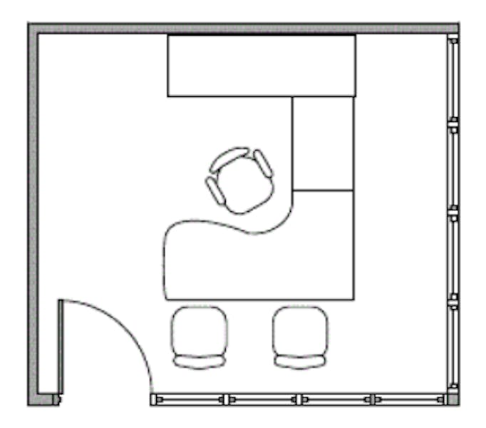 Suite A100H / 310 SF/ Negotiable
