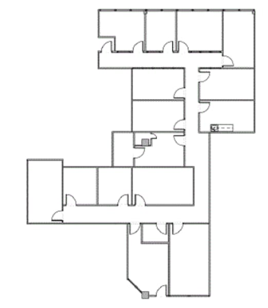 Suite A101 / 3,689 SF/ $3,689 + Electricity