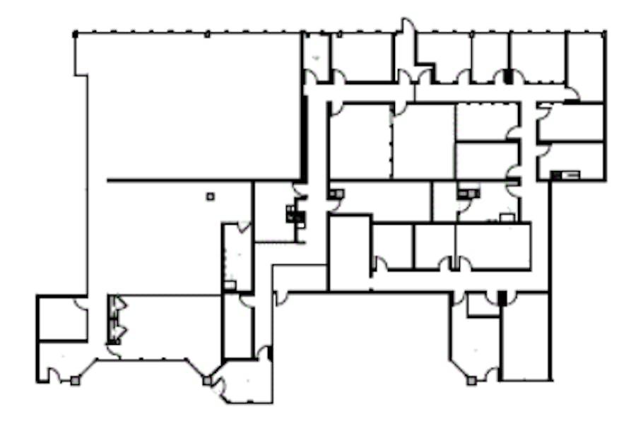 Suite A101.01 / 10,509 SF/ $10,509 + Electricity