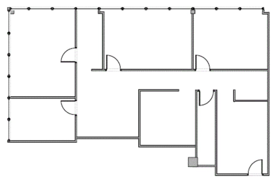 Suite A200 / 1,991 SF/ $1,991 + Electricity