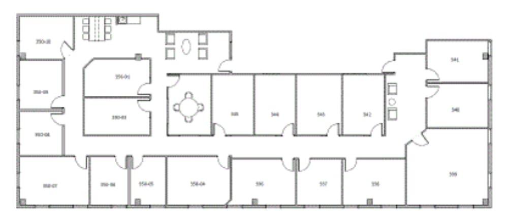 Suite 336.WS / 5,918 SF/ Negotiable