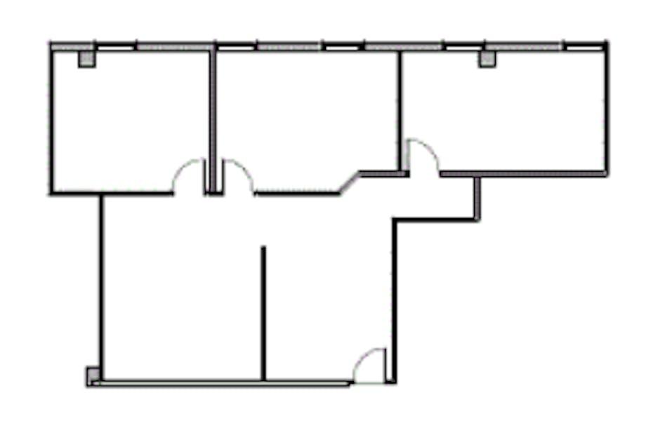 Suite 650 / 1,378 SF/ $1,378 + Electricity