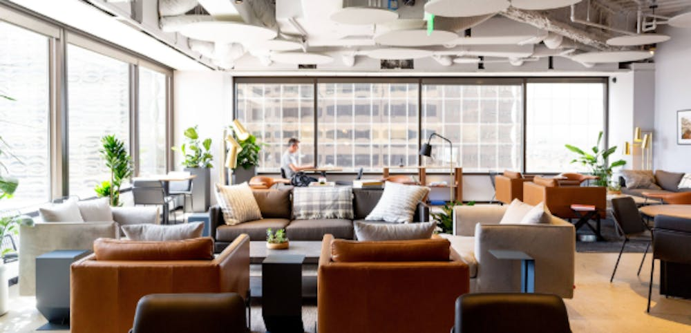 CoWorking at Monarch Tower