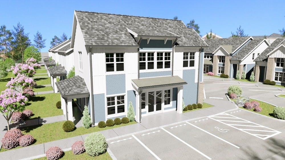 Retail Space for Lease at The Cottages at College Acres