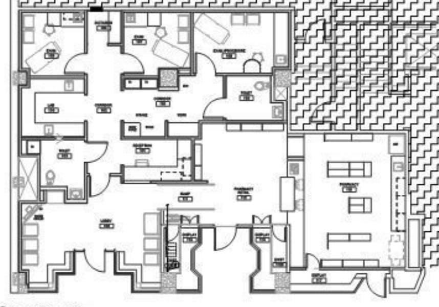 Suite 3 / 2,178 SF/ $4,581