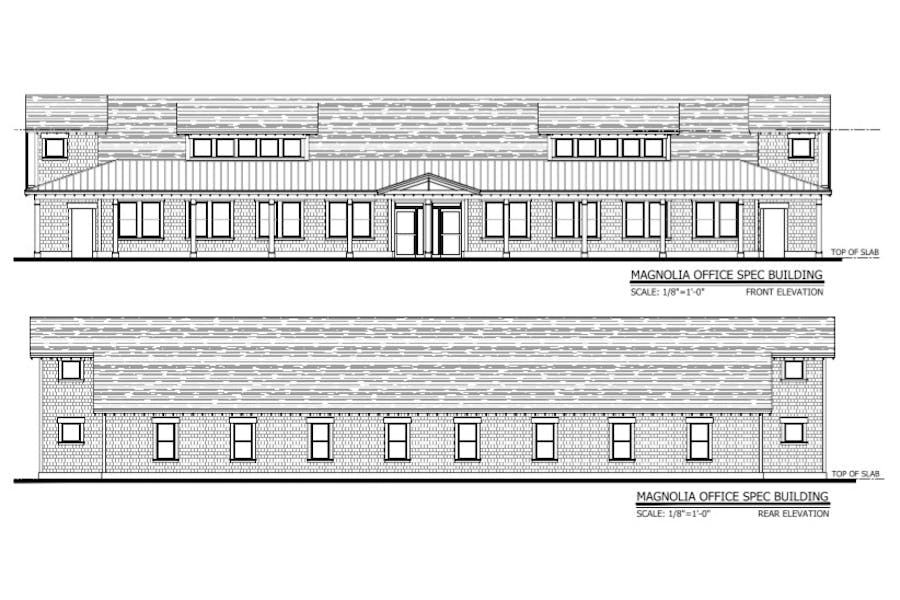 Pre-leasing New Midtown Wilmington Oleander Dr Medical/ Professional Office Building