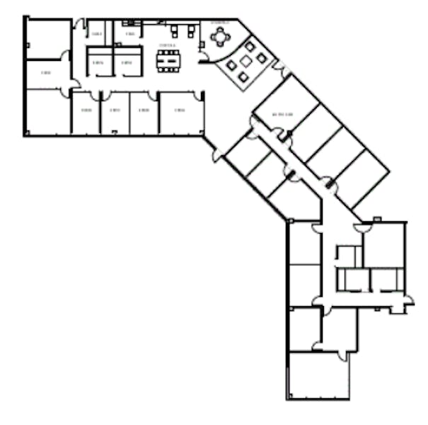 Suite 160.WS  / 8,492 SF/ $22,843 + Expenses