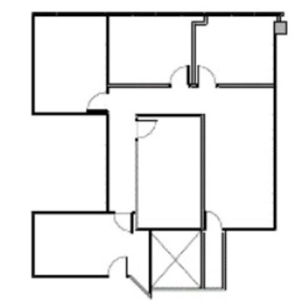 Suite 520 / 1,581 SF/ $1,316 + Electricity