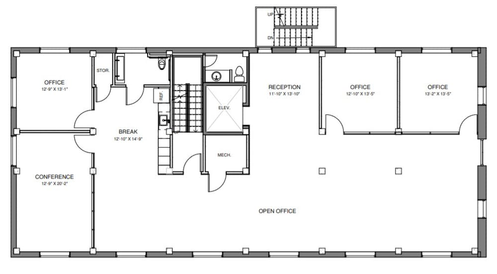 Suite 600 / 3,152 SF/ $15,497