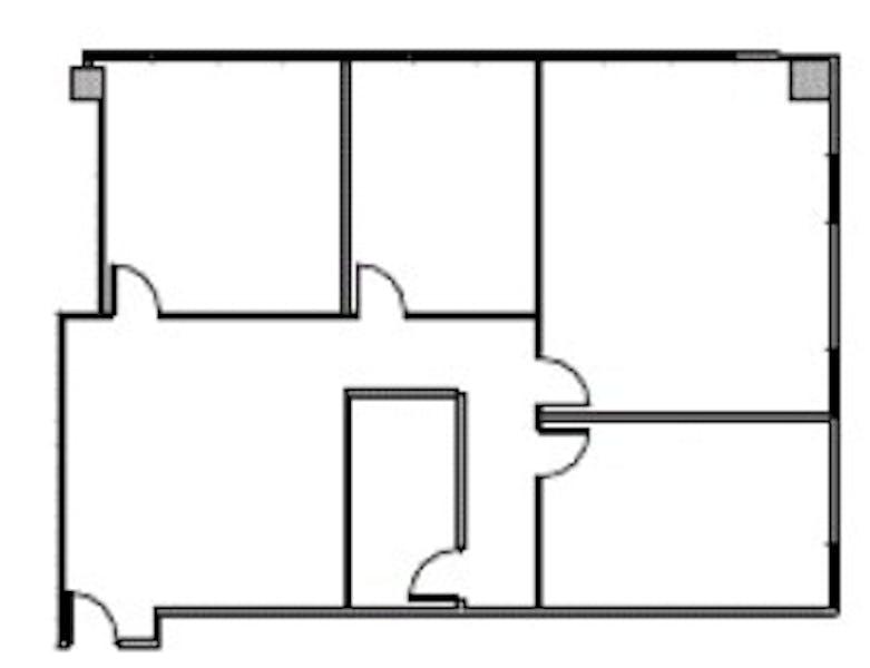 Suite 325 / 1,898 SF/ $1,738 + Expenses