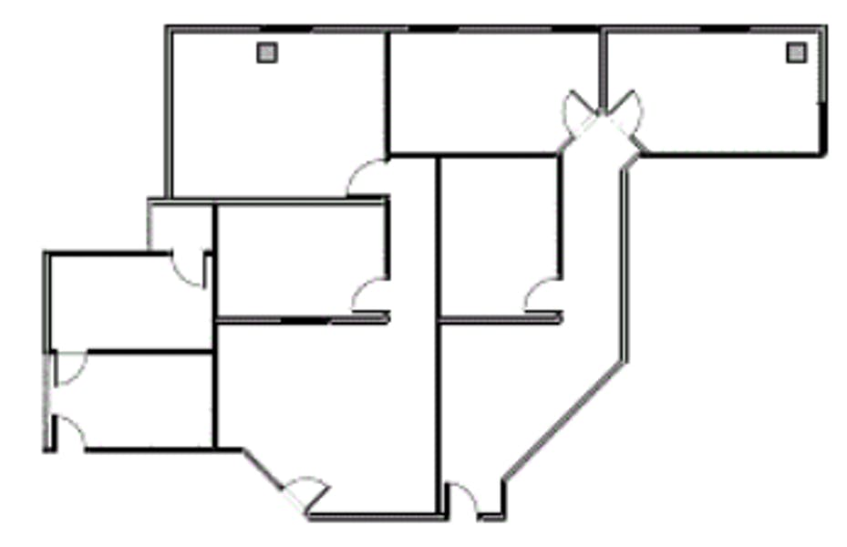 Suite 351.01  / 3,104 SF/ Negotiable