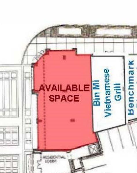Suite A / 3,243 SF/ $11,699