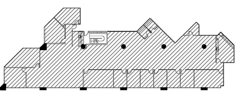 Suite SUBLEASE thru 08/31/21 - 5th floor partial / 7,806 SF/ $13,010 + Electricity