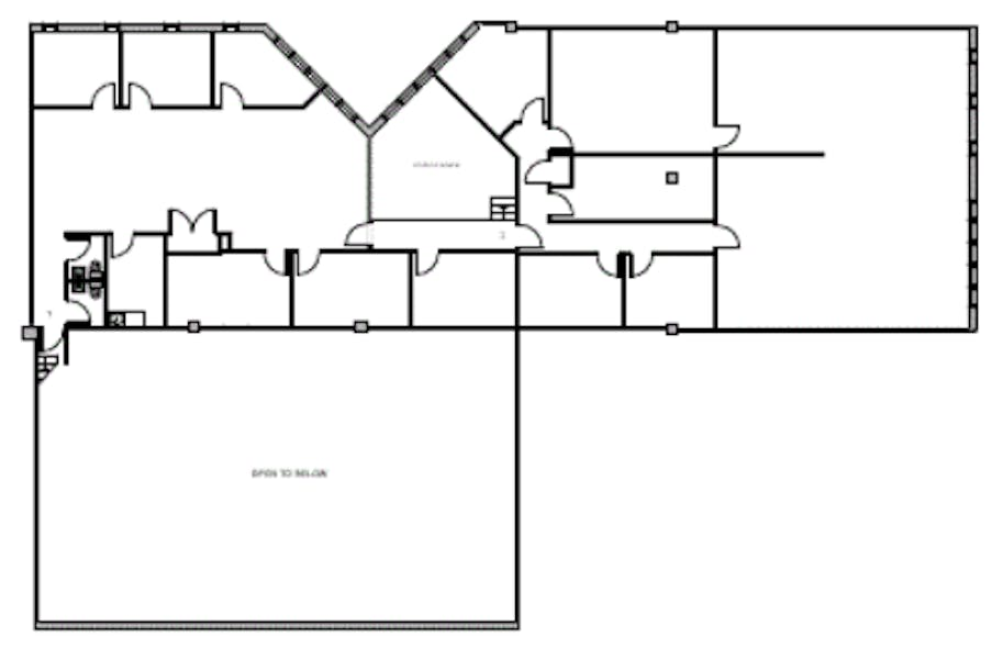 Suite 2876  / 4,672 SF/ Negotiable