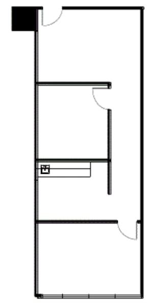 Suite 2-0325  / 789 SF/ Negotiable
