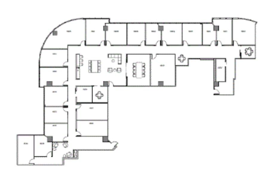 Suite 2-0460.WS  / 8,746 SF/ Negotiable