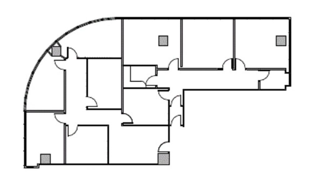 Suite 2-0870 / 3,157 SF/ $4,304 + Expenses