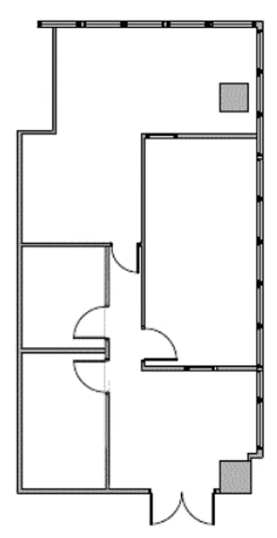 Suite 2-0995  / 1,154 SF/ Negotiable