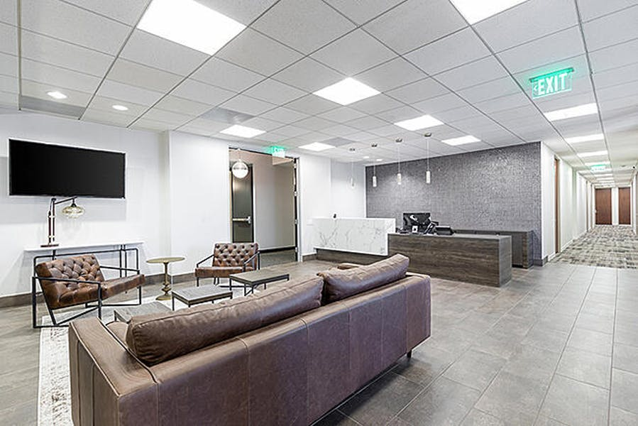 CoWorking & Flexible Office Space at Wells Fargo Center - KPMG Building