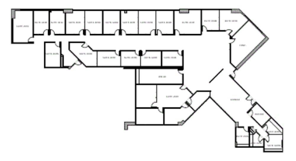 Suite 240.WS  / 10,351 SF/ Negotiable