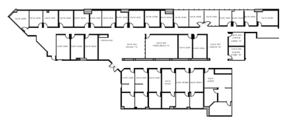 Suite 290.WS  / 12,110 SF/ Negotiable