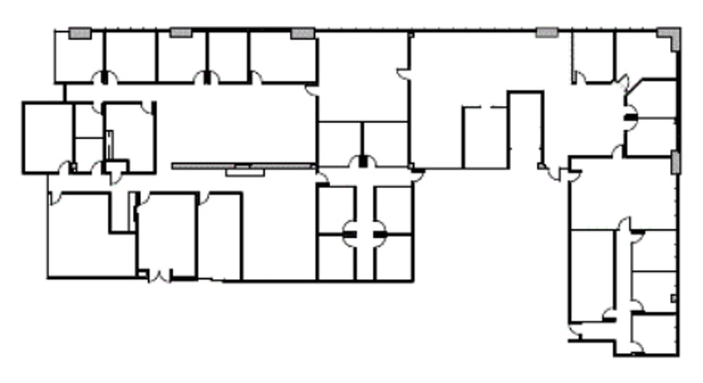 Suite 300 / 13,436 SF/ $15,675 + Expenses