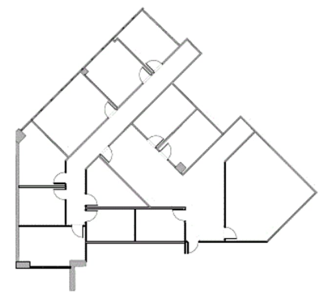Suite 375 / 3,858 SF/ $5,404 + Expenses