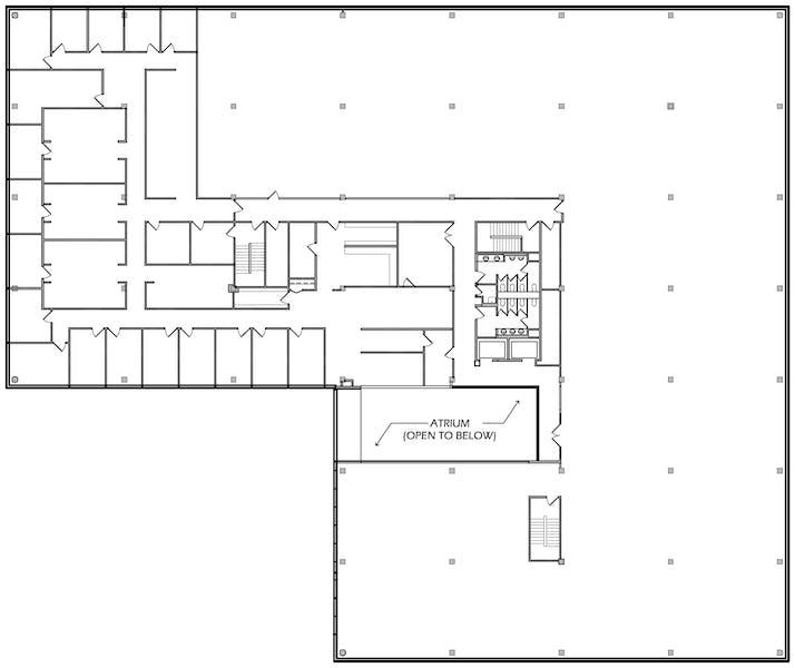 Suite 3rd Floor / 32,249 SF/ $42,999 + Expenses