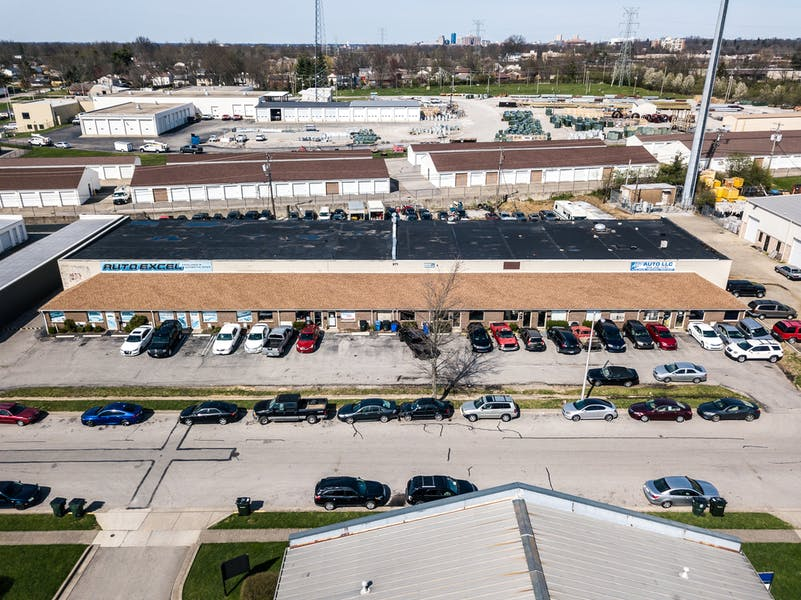 Industrial Flex Property FOR LEASE