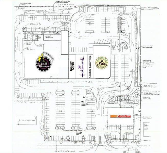 Brighton Park Shopping Center