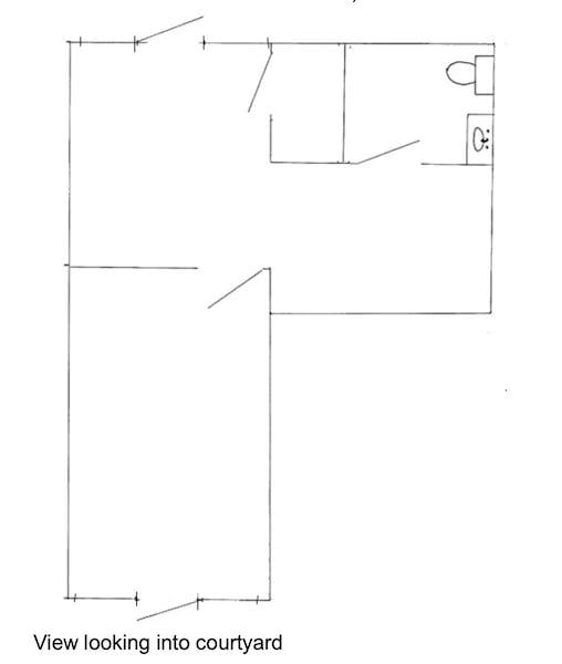 Suite 2831/5 / 280 SF/ $513