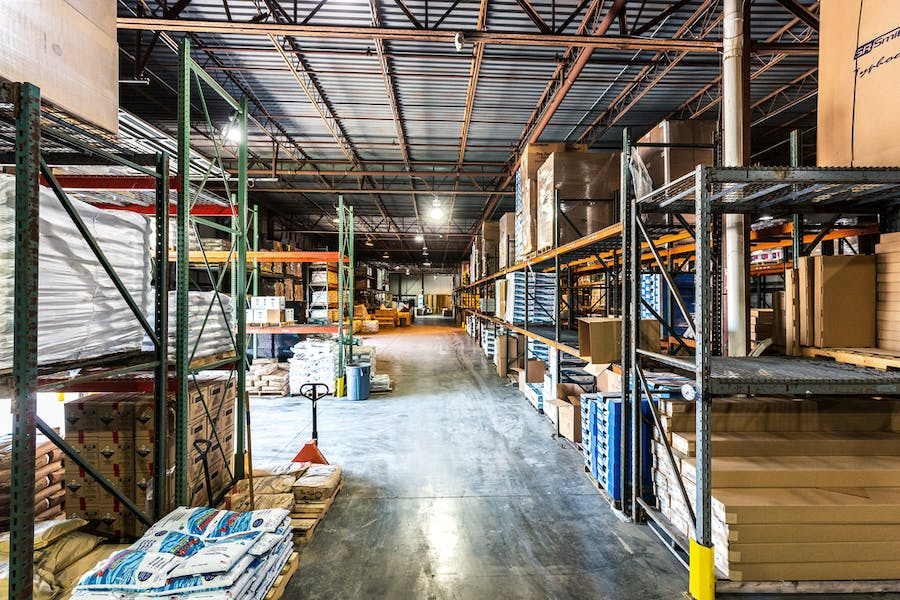 10,000 - 20,000 SF Industrial Space For Lease
