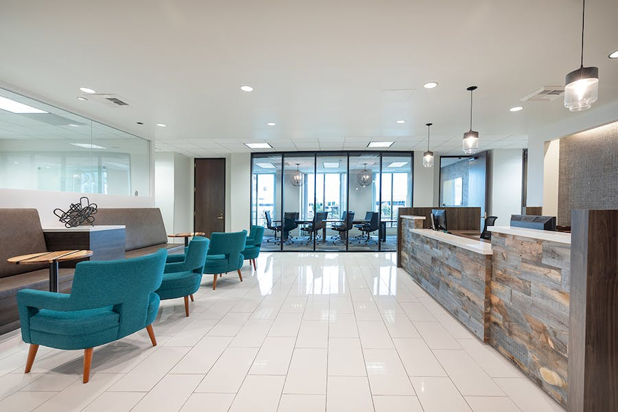 CoWorking & Flexible Office Space at Kilroy Airport
