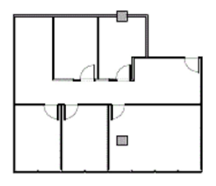 Suite 1025 / 1,417 SF/ $1,653 + Electricity