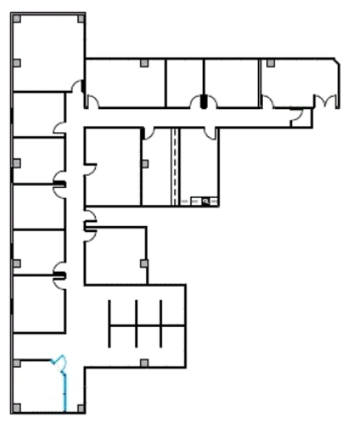 Suite 900 / 5,420 SF/ Negotiable