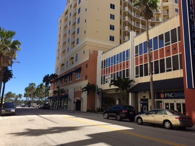 Professional Office Space - Downtown West Palm Beach