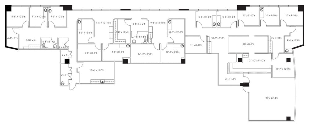 Suite 600 / 6,594 SF/ $20,332