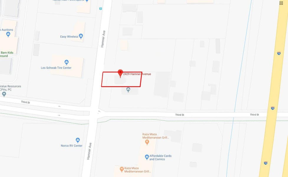 2429 Hamner Ave
