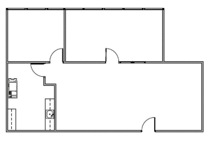 Suite E0660 / 1,440 SF/ $2,203 + Electricity