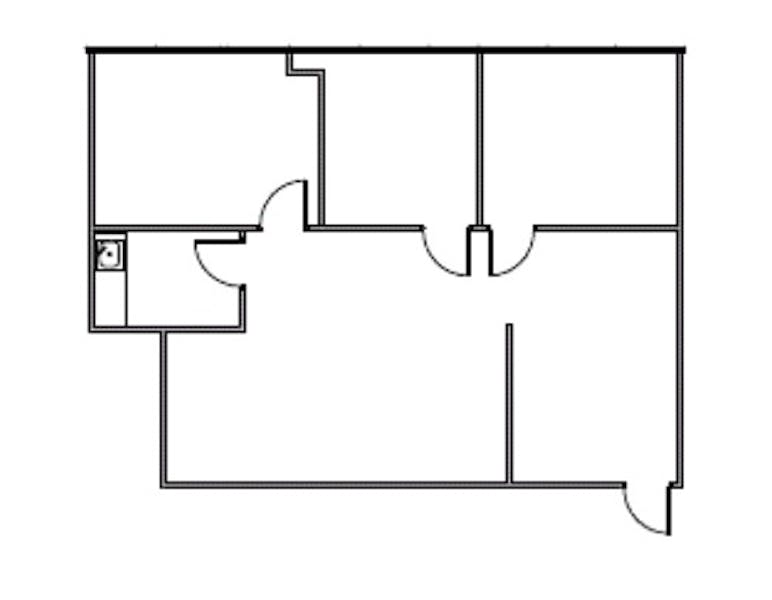 Suite W0548 / 1,232 SF/ Negotiable