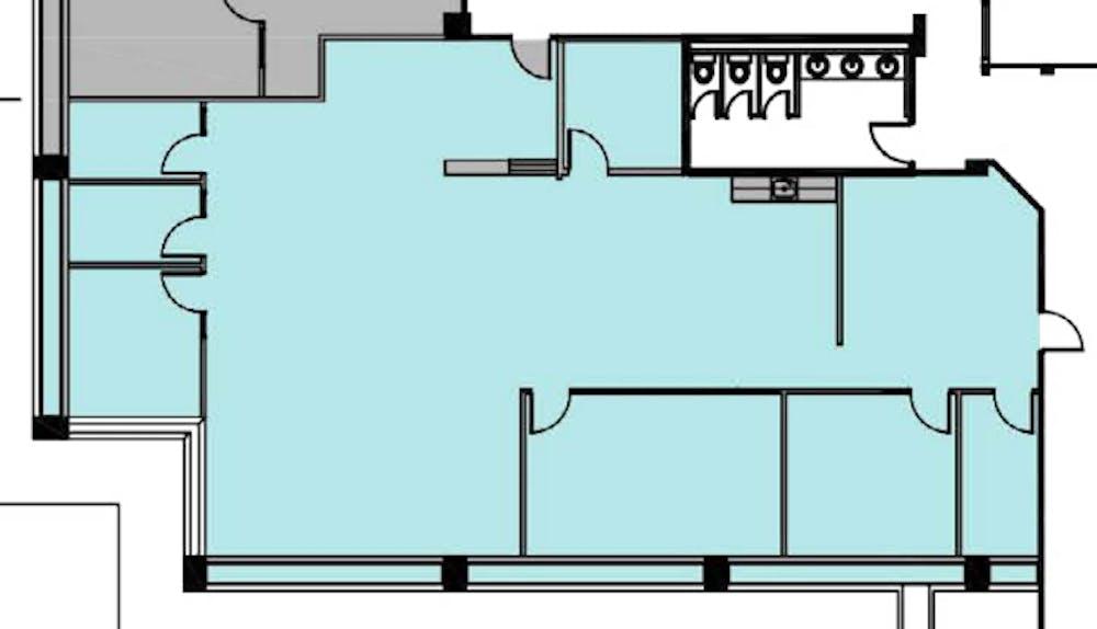 Suite N290 / 3,350 SF/ Negotiable