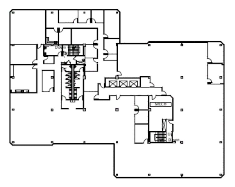 Suite 400 / 16,942 SF/ $13,455 + Expenses