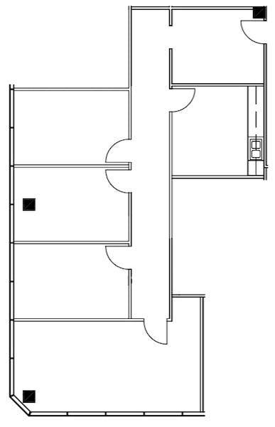 Suite 280 / 1,507 SF/ $2,198