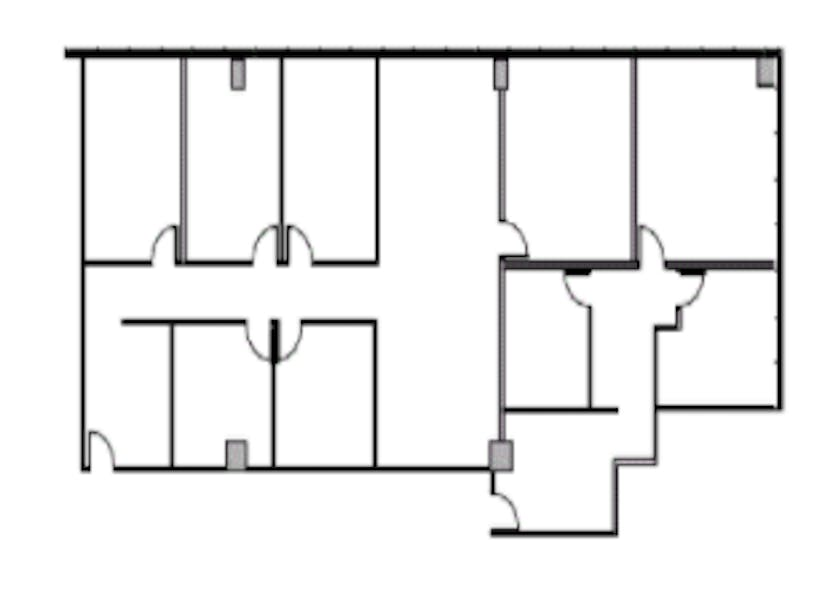 Suite B435.01 / 3,728 SF/ $5,281 + Electricity
