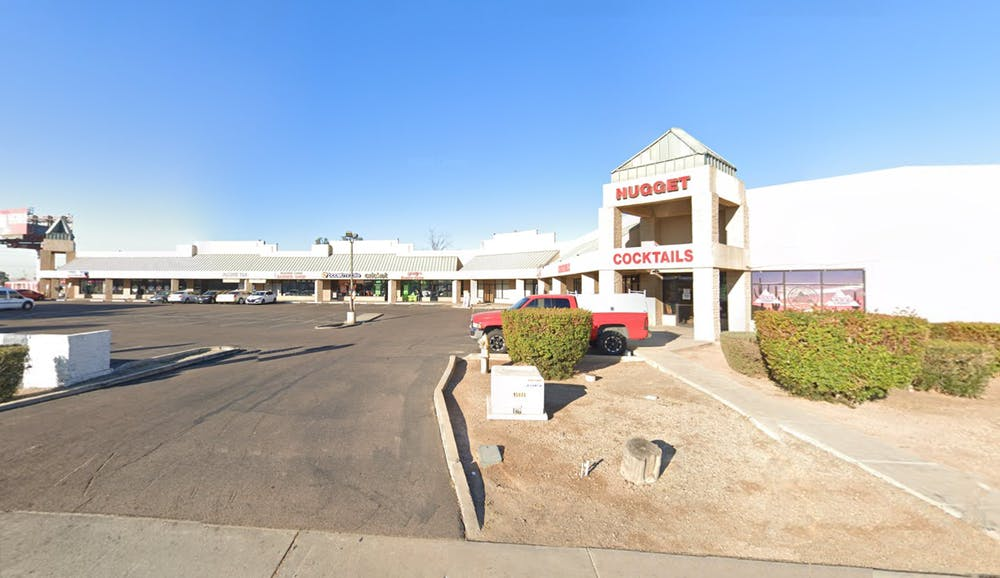 STRIP CENTER RETAIL SUITE FOR LEASE
